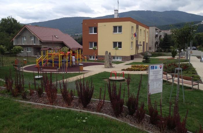 Obec Nitrica